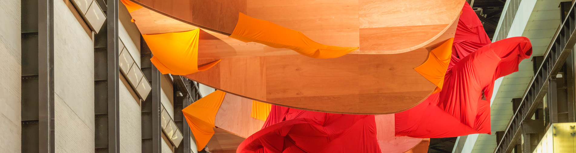 I Don't Know / Richard Tuttle / Tate Modern